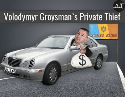 Volodymyr Groysman's Private Thief and his Property