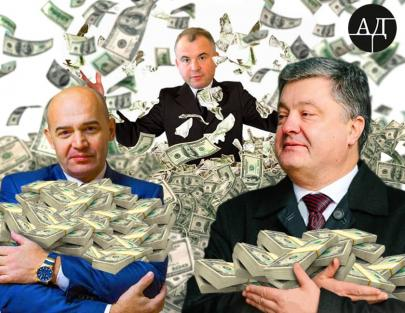Poroshenko and the Dirty Wages