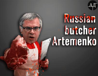 Russian Butcher Artemenko