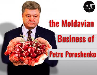 The Moldavian Business of Petro Poroshenko