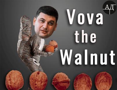 The Walnuts for Vova